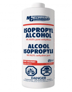 isopropyl-alcohol-water-damage-repair