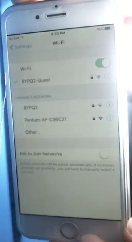 Iphone  Wifi Signal Weak Solution