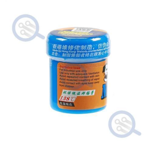 138 mechanic low temperature solder paste