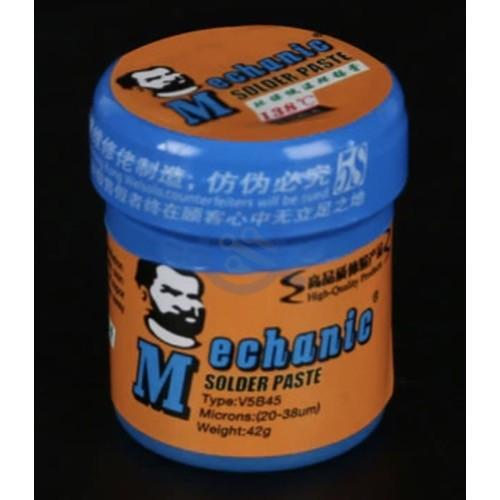 mechanic low melt temperature solder paste 138 v5b45