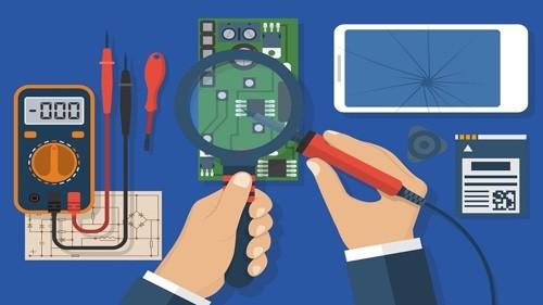 Learn Microsoldering Online