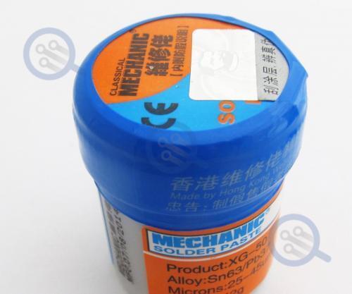 mechanic 183 solder paste 42g