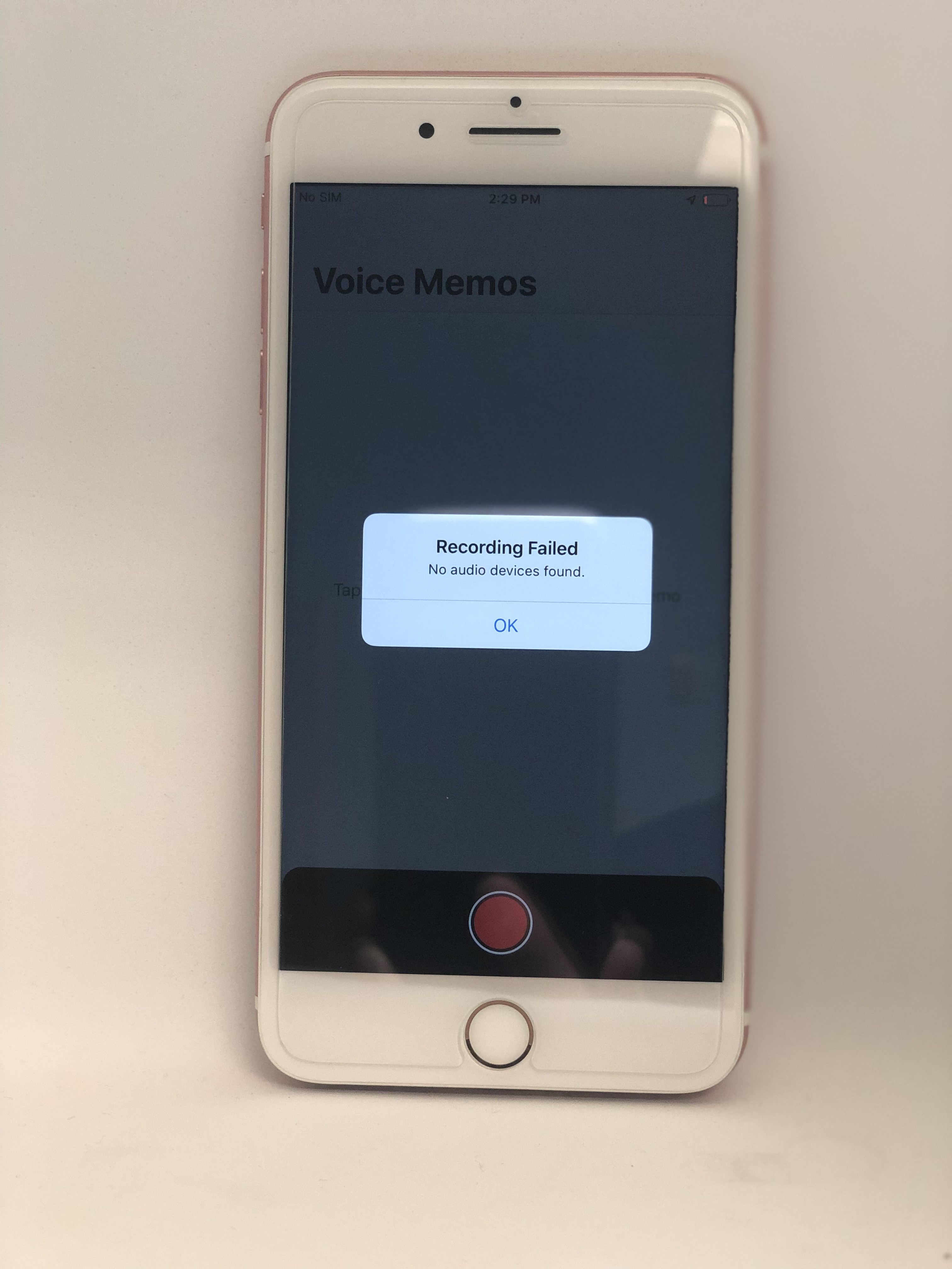 iphone 7 ios 12 issues