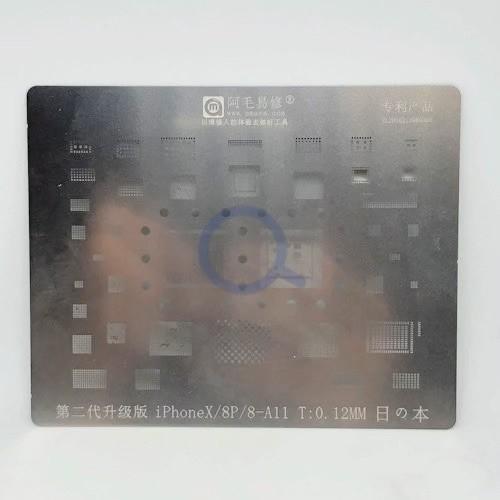 iphone 8/8+ 0.12MM BGA Stencil