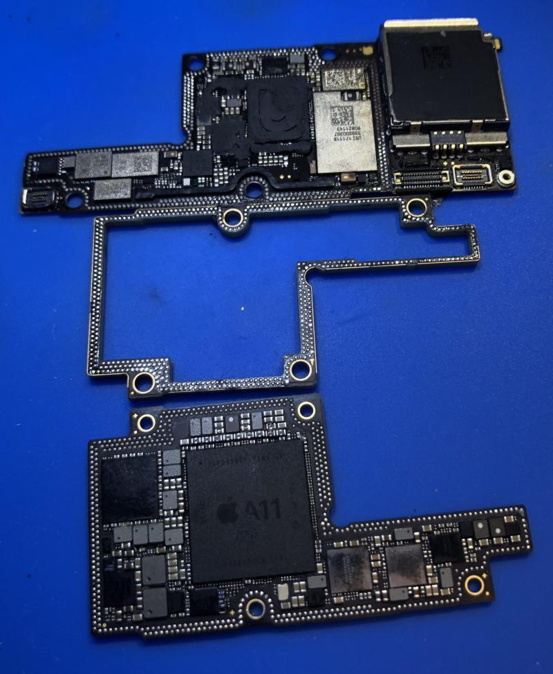 iPhone X Data Recovery \u2013 No Touch \u2013 No Power Boot Loop
