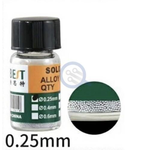 0.25mm BGA Solder Balls