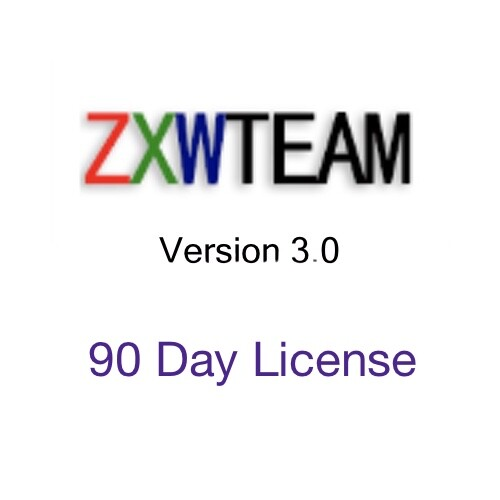 zxw 3.0 90-day activation license online activation