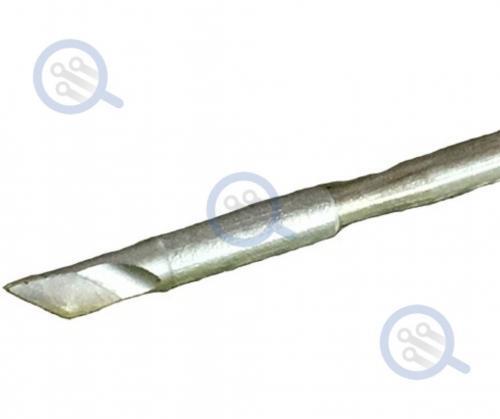 jbc c105-112 knife tip for micro soldering
