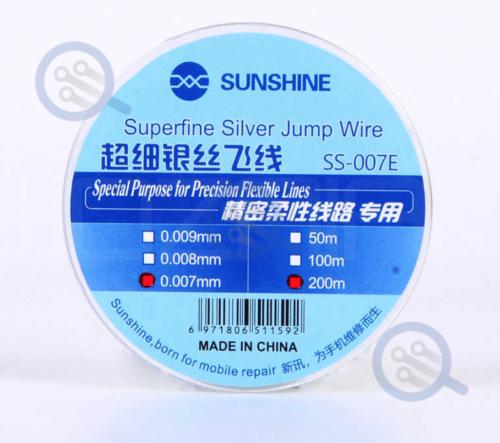 sunshine 0.007mm jumper wire 1