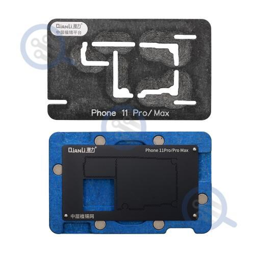 qianli-toolplus-middle-frame-reballing-platform-for-iphone-11-pro-pro-max-microsoldering-4