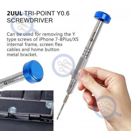 2uul everyday screwdriver triwing tri-point y0.6